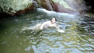 Video Vanessa em banho delicia na cachoeira da Pacuí, Vargem Grande!!! MP3, 3GP, MP4, WEBM, AVI, FLV Januari 2019