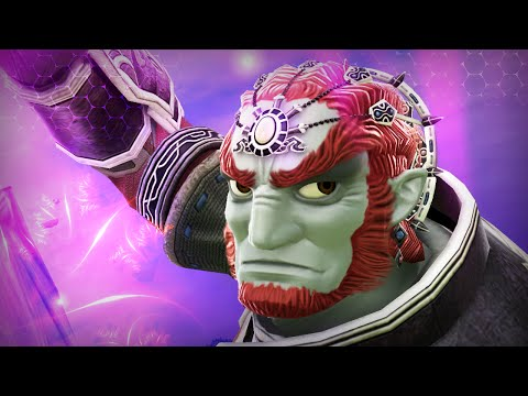 """The Gerudo King"" - Super Smash Bros. Wii U - Ganondorf Montage"