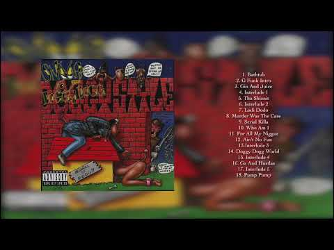 Snoop Dogg - Doggystyle   (Album Complet)