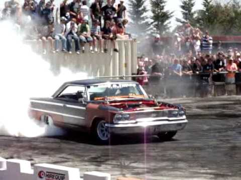 galaxie burnout the return of the beast