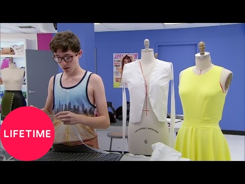 Project Runway Junior: Episode 7: Stay Away From Basic | Lifetime