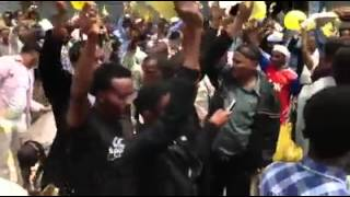 Oct 5 2012  Ethiopian Muslims Continue Protesting against Gov't Interference, Illegal Elections 56