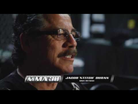 UFC cutman Jacob Stitch Durans Story