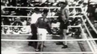 Jack Dempsey vs Jess Willard- The Worst Beating In Boxing History