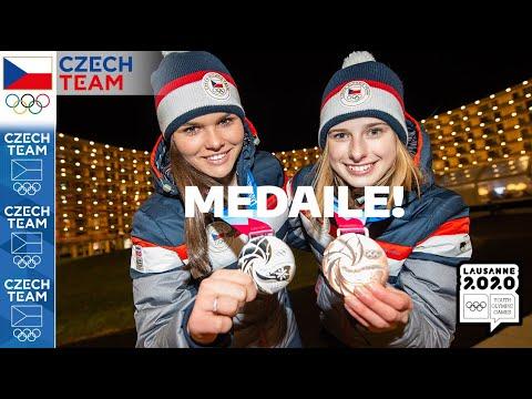 Medailový ROZHOVOR se Štěpánkou a Dianou!