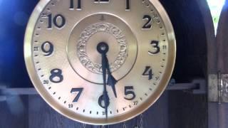 Download Lagu Standuhr Gustav Becker Westminstergong um 1900 Mp3
