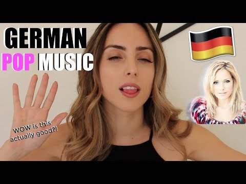 Reaction to German Pop Schlager Music