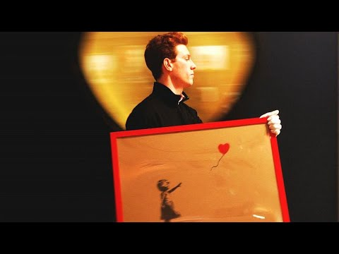 Αυτοκαταστράφηκε πίνακας του Banksy λίγο αφότου πωλήθηκε 1,2 εκατ ευρώ…