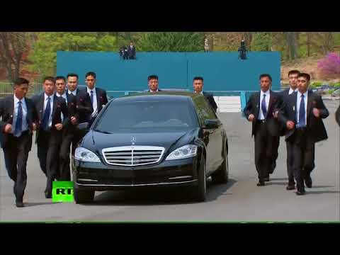 Myślisz, że masz przewaloną robotę? To zobacz jak zasuwają ochroniarze Kim Dzong Una!
