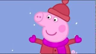 ☃️Peppa Pig em Português ❄️NEVE