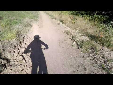 (cz) Bikepark Klíny 2019 černá