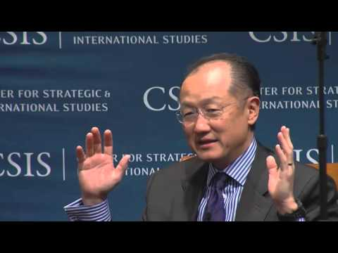 Universal Health Coverage in Emerging Economies featuring World Bank Group President Jim Kim