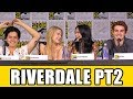 RIVERDALE Comic Con Panel Part 2 - Season 2, News & Highlights