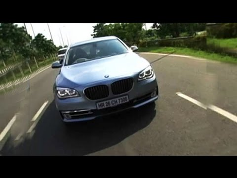 ActiveHybrid 7 Series from BMW