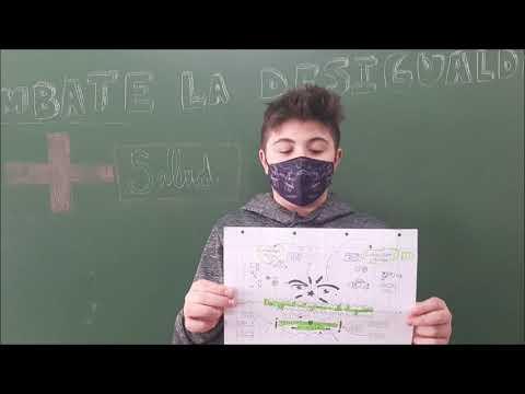 COMBATE LA DESIGUALDAD + SALUD