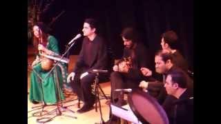 Homayoun Shajarian&Hesar Ensemble #4 @ Town Hall, February 18, 2012