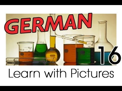 Learn German – German Study Subjects Vocabulary