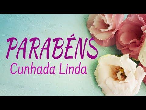 Parabéns ~ Cunhada Linda! (Mensagem de Aniversário)