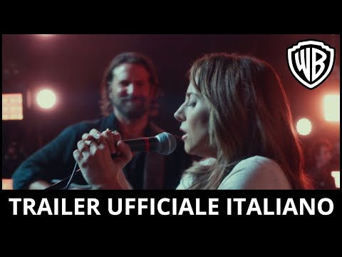 Preview Trailer A Star Is Born, trailer italiano ufficiale