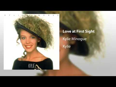 Kylie Minogue - Love at First Sight  (Official Audio)
