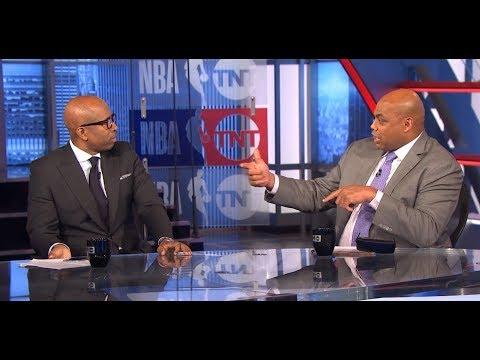 Inside The NBA - Rockets vs Jazz Game 1 Postgame Analysis | 2019 NBA Playoffs | April 14, 2019