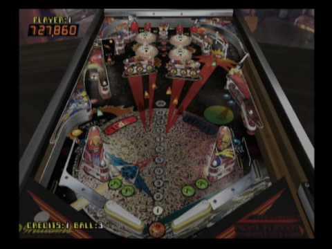 Gottlieb versus Williams Pinball Wii