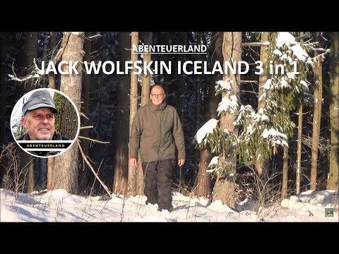Abenteuerland - TIP - Jack Wolfskin - Iceland 3 in 1 Jacke