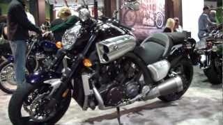3. 2013 Yamaha V-Max Motorcycle