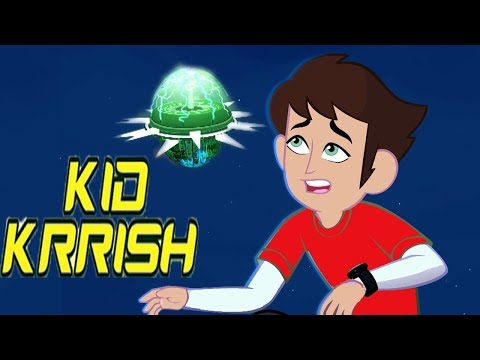Kid Krrish Movie Cartoon | Cartoon Movies For Kids | Videos For Kids | Best Scenes #06