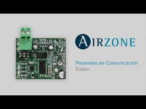 Pasarela de comunicaciones Airzone ® - Daikin