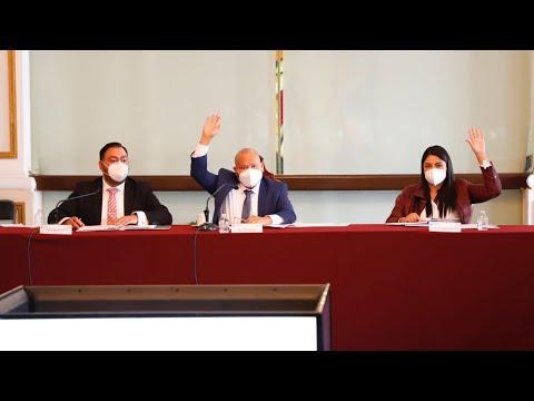Cabildo H. Ayuntamiento de Tlalnepantla de Baz 4 agosto 2021