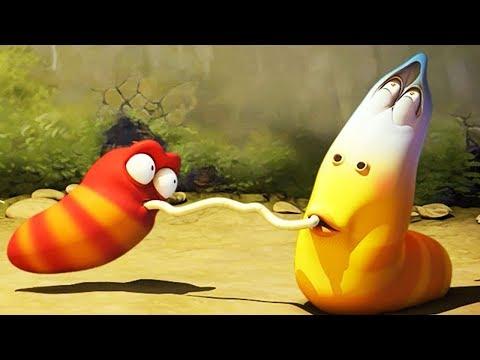 LARVA - SPAGHETTI TROUBLE | Cartoon Movie | Cartoons For Children | Larva Cartoon | LARVA Official - Thời lượng: 41 phút.