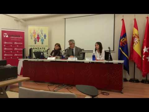 El Alcalde de Móstoles inaugura la III Semana Lánzate al Empleo