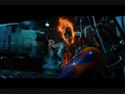 Ghost Rider – Ghost Riders In The Sky ( Spiderbait )