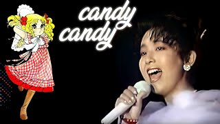 Video CANDY CANDY - Mitsuko Horie (Live 1989) MP3, 3GP, MP4, WEBM, AVI, FLV Desember 2018
