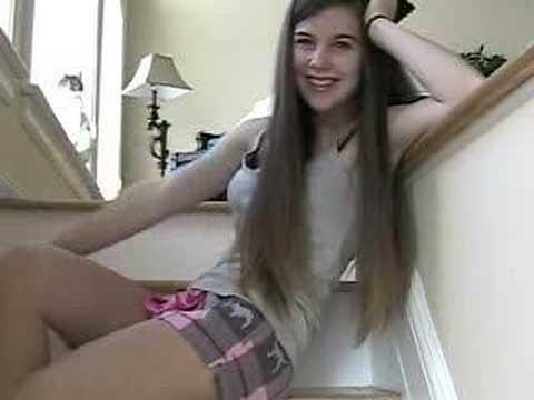Cheyenne Kimball Nude. See-Through Crop Top.