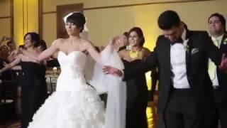 İranlıların Coşkulu Düğün Dansı