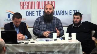 Dallimet etnike mbrenda Xhematit  - Hoxhë Bekir Halimi