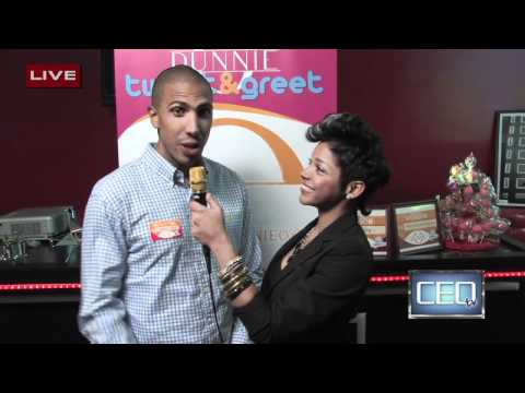 MissDunnieO.com TWEET & GREET #LA BLOGGERS Edition LIVE on CEO TV [HD]