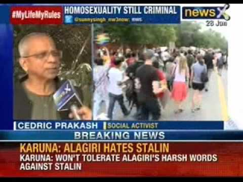 NewsX: Supreme Court refuses to review it's verdict on Gay Community of India.