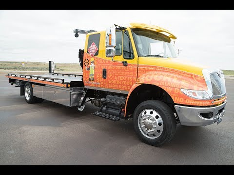 2018 International 4300 Extended Cab