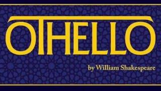Trailer: DAVID SERERO as OTHELLO