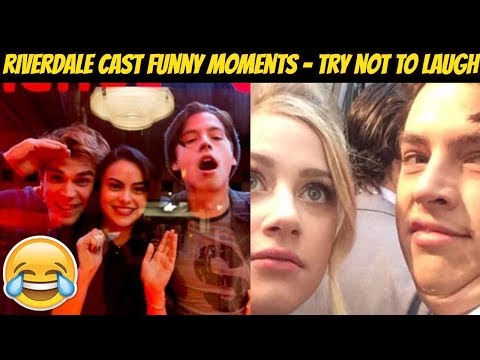 Riverdale Cast Latest Funny Moments (Part-2) - Try Not to Laugh - 2017