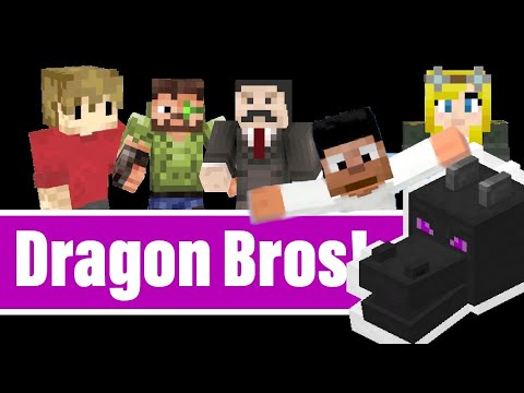 Best of DRAGON BROS!! *part 2* (HermitCraft Season 6)