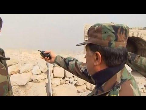Συρία: Στα χέρια του στρατού η παλαιά πόλη του Χαλεπίου