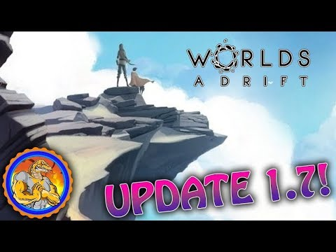 Getting STUPID with Knowledge   with Trauma!!   Worlds Adrift Closed BETA Gameplay (PC)
