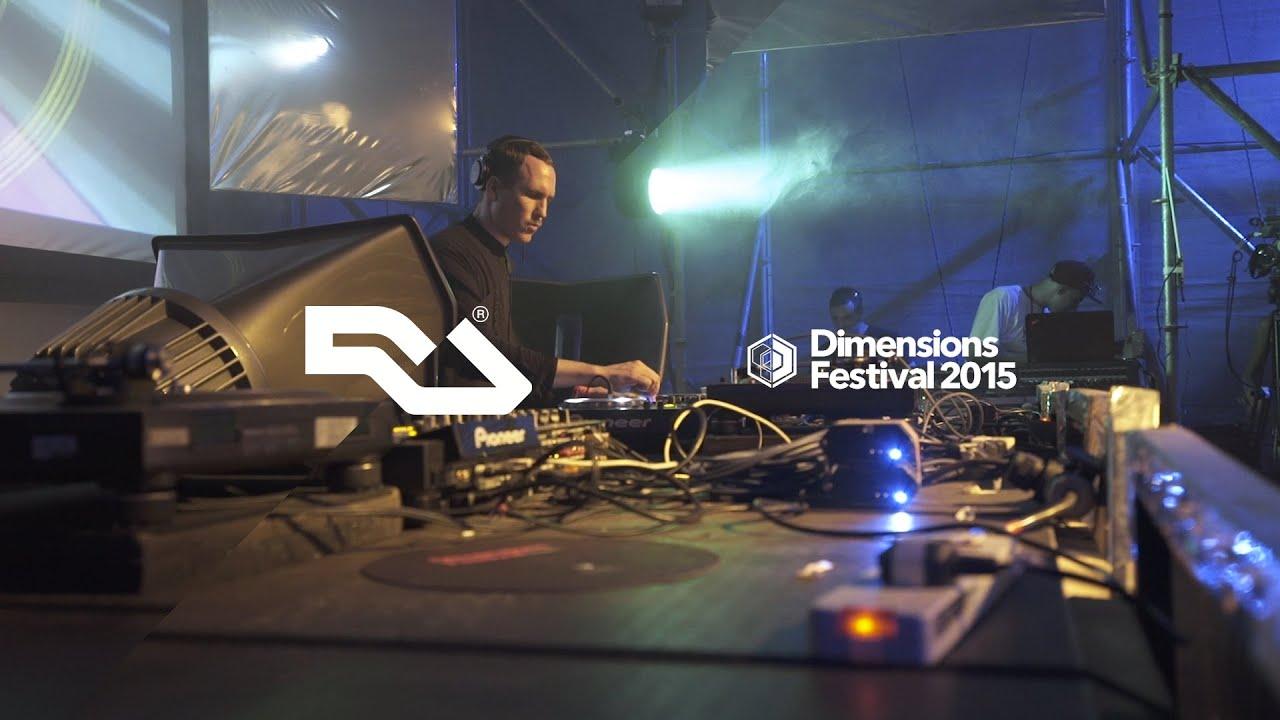 Ame - Live @ Dimensions Festival 2015