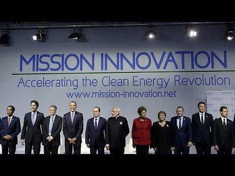 Παρίσι: Συνασπισμός δισεκατομμυριούχων για πιο καθαρή ενέργεια – economy