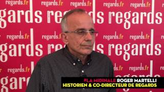 Video Roger Martelli : « Cambadélis devra annoncer la mort clinique du PS » MP3, 3GP, MP4, WEBM, AVI, FLV Juni 2017