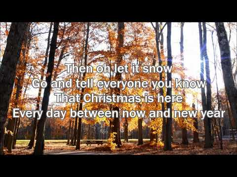 Brandon Heath The Day After Thanksgiving (Lyric Video)
